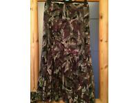 Lovely winter skirt size 12 Per Una