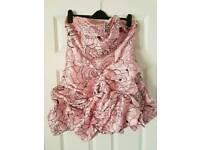 Quiz pink dress