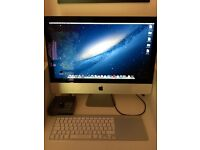 "21"" Apple iMac 2.7 Intel Core i5 Quadcore"