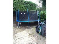 14ft Trampoline - Great Condition.