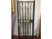 Heavy duty security gate