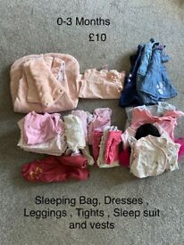 Baby girls clothes 5