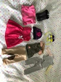 Our gereration doll clothes