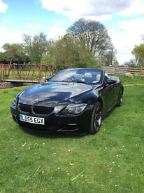 BMW 6 series v8 645ci M6 FULL Replica.
