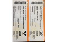Scooter concert tickets