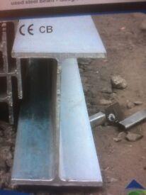 RSj steel beem / used