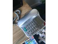 Landline home telephone