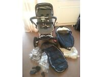 Quinny Buzz baby Travel System