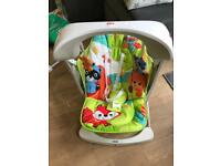 Fisher price swinging chair