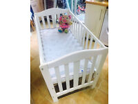 BABY COT, vwry good condition, £80