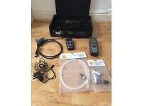 Testo 327-1 combustion Flue Gas Analyser Kit heating boiler including printer