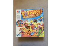 MB Buckaroo Game Age 4+