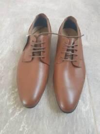 Men's Formal Tan Shoes