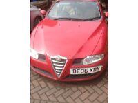 Alfa Romeo GT JTDM 2.0 Spares or Repairs