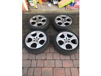 18'' VW GTI Alloy Wheels