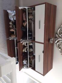 Urgent - Nice shoe cabinet for sale