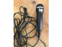 Xbox 360 Guitar Hero Microphone