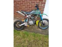 200cc pitbike