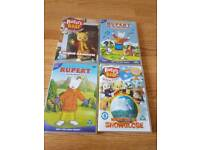 DVD Rupert The Bear