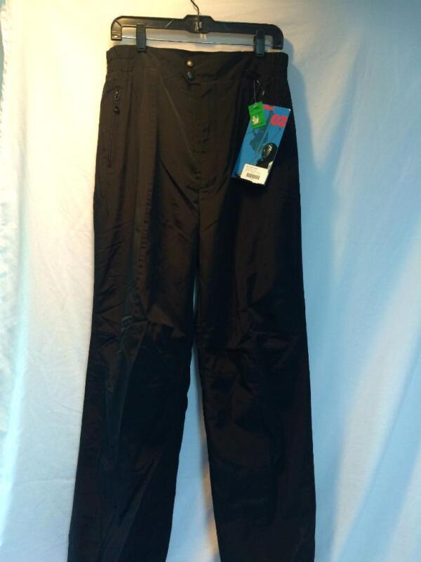 Blackbear Women's Snow Ski Winter Pants Black Size 12 NEW