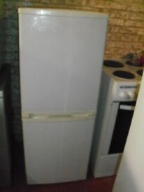 Fridge Freezer small medium size good clean condition can deliver local only