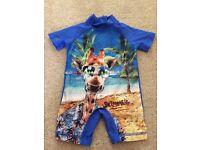 Swim suit 6-9 months