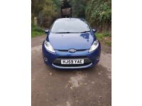 Ford Fiesta 1.6 TDCi Zetec, 1 owner car, Full service history, Long MOT, Mint condition !