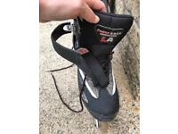 Power arch roller boots size 5/6