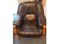 3 seater, 2 seater & armchair for sale.