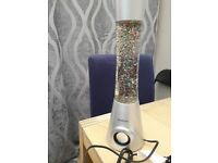 Bluetooth glitter lamp