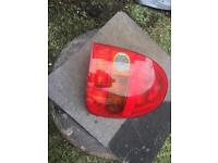 Corsa b os rear light