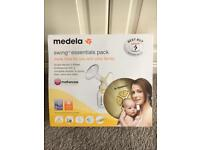 Breast bump - Medela Swing