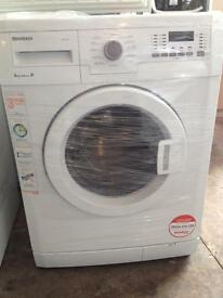 Blomberg 6kg washing machine free delivery
