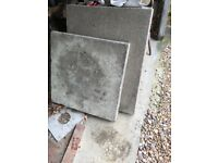 Various size paving slabs for sale