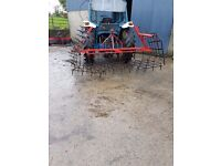 14Ft Pin Harrow