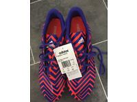 Men's Adidas predator football boots size 9 brand new with tag