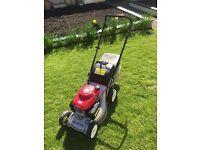 Honda IZA Petrol Lawnmower
