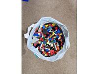 Lego, large assorted bag