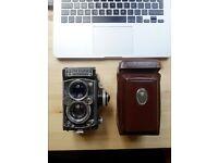 Rolleiflex 3.5 Carl Zeiss