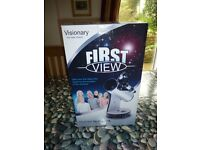 VISIONARY Firstview Table top Starter Telescope - EXCELLENT CONDITION/NEARLY NEW