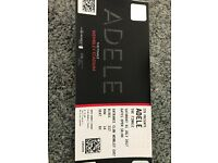 Adele Ticket x 1, Sat Night at Wembley in Club Wembley tier