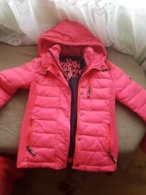 Superdry jacket women size m