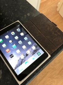 iPad Mini Wifi 16GB with leather case