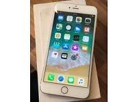iPhone 6 16gb silver Unlocked excellent working