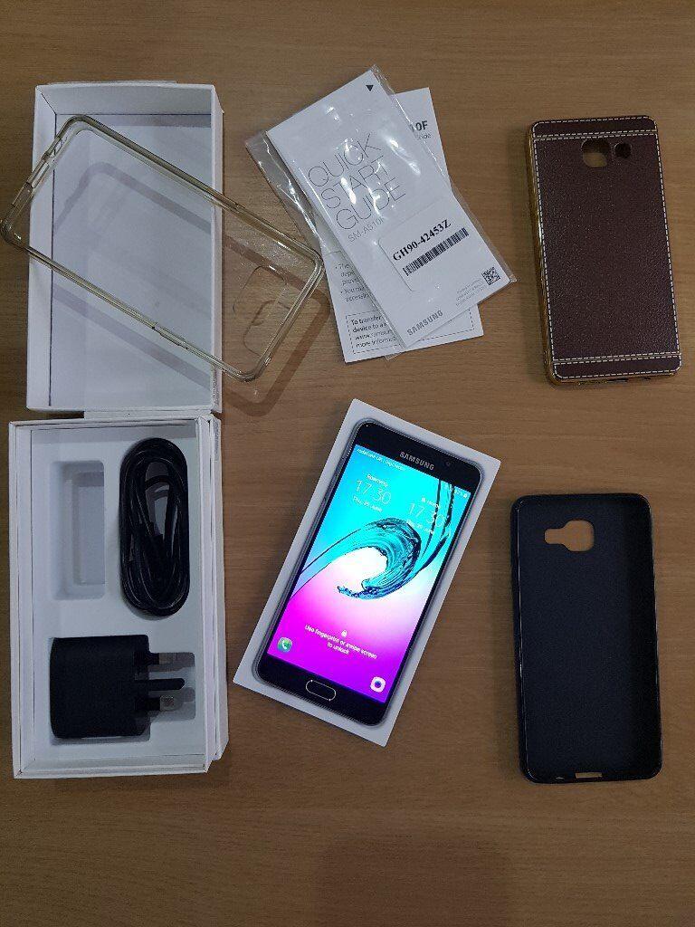 Samsung Galaxy A5 2016 Sm A510f 16gb Midnight Black In Hounslow New Ram 2 Memori