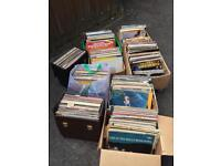 """Wanted any joblot vinyl LP records 12"""",7""""EP large or small collections"""