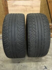 255 35 r20 Kumho tyres