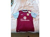 Brand New Aston Villa Home Shirt For Sale