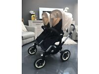 Bugaboo Donkey 2 (Twin Carrycot and Stroller)
