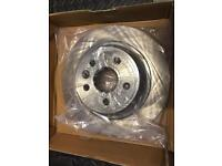 Ford Mondeo Rear Brake Discs 13.8mm